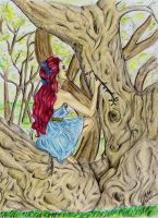 The Magic Tree by Andreth
