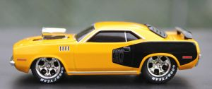 383 Cuda by boogster11