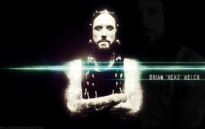 Brian head welch by teundenouden