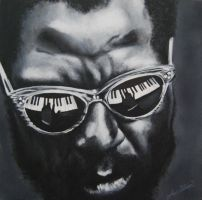 Thelonious Monk 2 by jessa0211