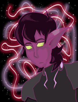 Galra-Keith by TigerDC