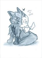 PMD_you are mine. by AppleLove