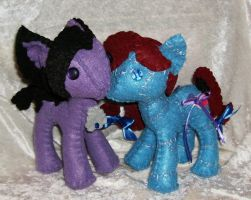 Grims Charming Pony Love by LaPetitLapearl