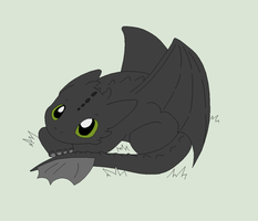 HTTYD Base 16~Nightfury 14~ by Xbox-DS-Gameboy
