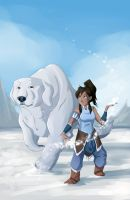 Snowbender by RichiHart