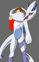 Lugia Costume TF Color  by DSAPROX