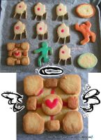 Now you're baking with Portals by zebigdog