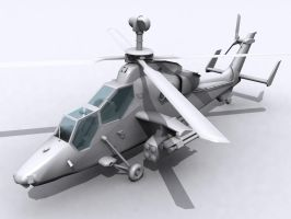 Eurocopter Tiger UHT render 1 by senor-freebie