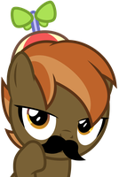 Button Mash: I Am... The Stache! by Lahirien