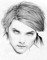 Gerard: Unfinished by xZowieBowiex