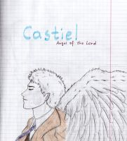 SPN: Angel of the Lord by OfCourseVlada