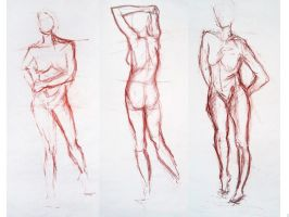 life drawing 2 by Soul-Dead