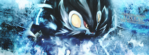 Cover FACEBOOK - Luxray by xJapaDesign