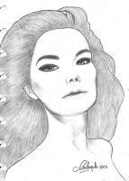 Bjork by LippyBua23