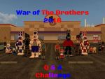 War of The Brothers 2016 by Beastthedog15