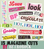 .1O Magazine Cuts by RetroRock