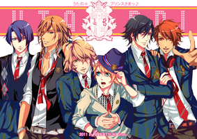 Uta no Prince-sama: 10x Love by PinkStripedMellon