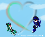 Happy national day by KIDI-chan
