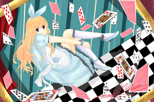 Alice by snowsteel