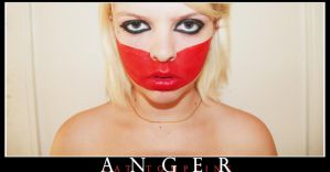 ANGER by CatherineAllison