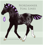 Nordanner Foal 7836 by RW-Nordanners