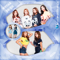 +Pack Png|Sistar by KarmaButterflyLove
