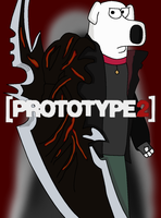 Brian Griffin In Prototype 2 by T-Shadow-Dragon
