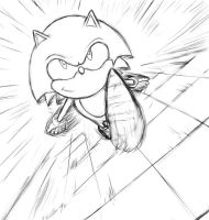 Summore Sonic by ErnCer