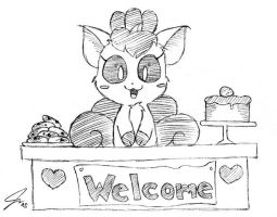 Welcome Vul by PsyRedtails