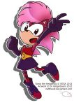 Sonia the Hedgehog by nattherat