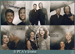PCA Icons by alice-castiel