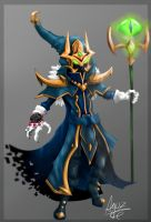 Unimaginable is the power of Veigar by AguZ