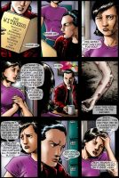 The Witness pg1 by iANAR