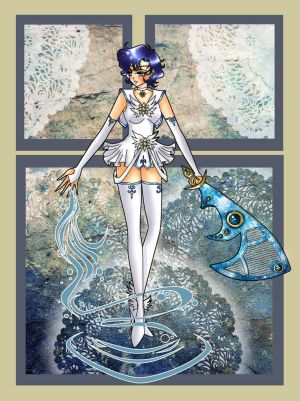 Sailor Saraswati