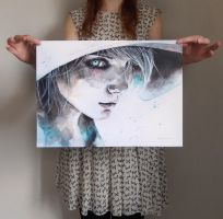 Hungry eyes print special giveaway by ericadalmaso