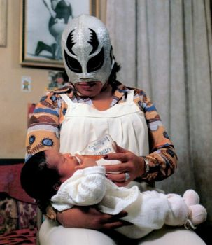Happy Mothers Day by Azrael-Luchador