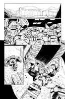 IDW Transformers 11 page 8 by GuidoGuidi