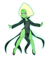 Peridot cosplay by AngeliccMadness