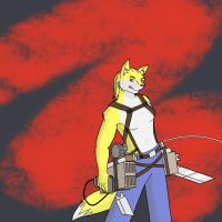Down to the Last Blade by jhaqastar