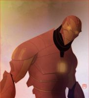IronMan....EVolVe by CoranKizerStone