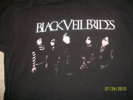 Front of The Fourth BVB shirt by JacobyxShaddix