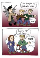 SPN: VesselMania by blackbirdrose