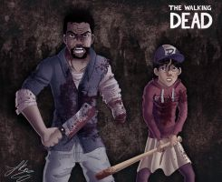 TWD- Armed With Death by SchteeveRoberts