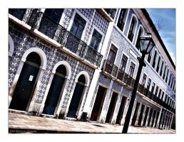 Old Downtown Lomo by bsilvestre