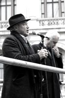 George Galloway And Speaker Of Stop The War by LUSHMONTANAS