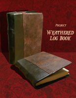 Weathered Log Book by Swashbookler