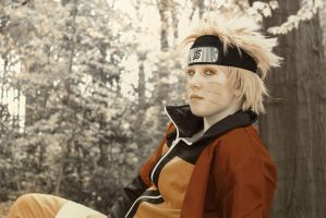Naruto: looking out by AkuroBaisotei