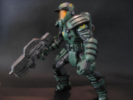 starship trooper custom APE by soulbrother73
