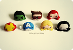 Avengers Assemble by blackeyebags