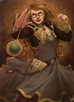 Lady of the Lens by Nanethra